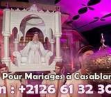 Animateur DJ pour les Mariages, Fiançailles, Baptêmes... 0661323043