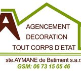 TRAVAUX D'AMENAGEMENT ET DECORATION DE BATIMENT