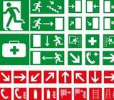 Plans, signalisation et exercice d'évacuation Maroc
