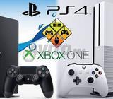 Salle du Jeux Playsation 4 / xBox One / PS4 VR
