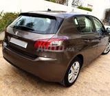 Peugeot 308 full option NEUF -2015