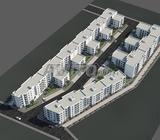 Appartement de 81 m2 Sidi Moumen