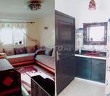 Appartement meublé ou sans meubles à el Oulfa