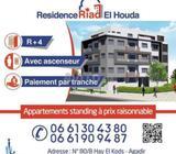 appartement 52m2 Houda Agadir ascenseur ensoleillé