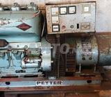 Groupe électrogène petter 20kv