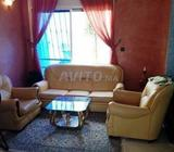 Duplex meublé avec piscine à Harhoura pour Vacance