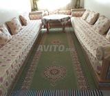 appt meuble 1er étage à aswak asalam