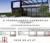 Local commercial de 1001 m2 Sidi Ghanem
