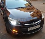 Opel Astra Diesel -2014
