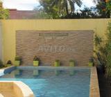 Villa 4 suites vide style riad à la palmeraie