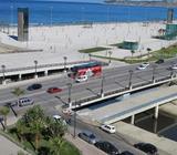 Duplex de 185 m2 vue mer/plage Malabata