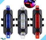 Led velo et moto usb rechargeable