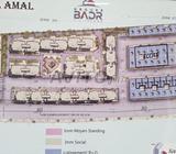 Terrain de 1239 m2 pour école Lissasfa
