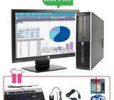 Compaq HP 6200 / HP P202 E'cran / Unité Centrale
