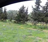 terrain titré milkiya 2500 m sur Benslimane