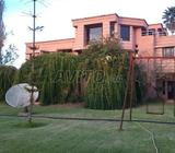 Corps agricole villa titré 18 ha sur Benslimane