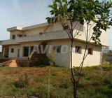 Terrain aménagé de 8199 m2 avec villa de luxe