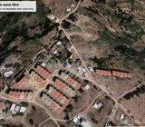Terrain de 414 m2 Mghayer