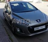 Peugeot 308 diesel -2012