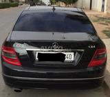 Mercedes c -2008