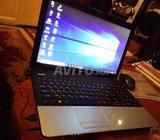 Acer 500g 4g ram windows 10pro reprise avec iphone