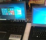 2 ordinateurs portable