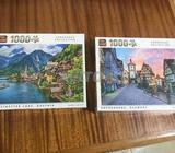 Puzzle neuf de marque KING 1000 pièces