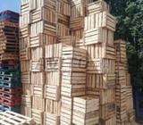 palettes de bois en gros