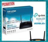 TP-LINK Archer D50 Modem Routeur Gigabit 1200 Mbps