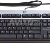 Clavier Hp USB KB 0316 GRIS