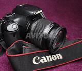Canon 550D Objectif 18-55 mm Accessoires