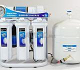 Osmoseur inverse domestique à 5 étapes avec ercan