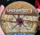 Uncharted 3 pour ps3