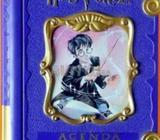Agenda Harry Potter 2001