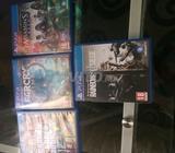 Jeux PS4 neuf