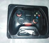 Gamepad Noir et Rouge