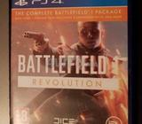 Battlefield 1 revolution (All DLCs)