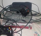 Xbox 360 2 manette flashé