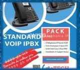 Standard Téléphonique IPBX VOIP au meilleur Prix