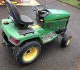 Tracteur JOHN DEERE 455