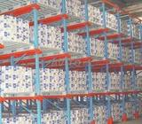 Rayonnage industriel lourd au Maroc