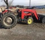 Tracteur massy feeguson 245