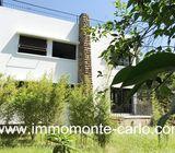 Villa avec jardin  à louer au quartier Hassan.
