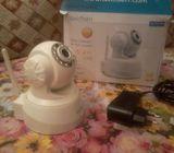 Camera ip wifi interieure motorisee hd