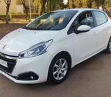 Peugeot 208 2018  (Mise en circulation 1/2018)