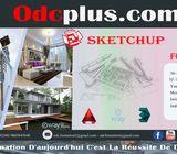 Formation SketchUp Revit Tekla