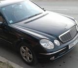 Mercedes-Benz Classe E 2003  A Débattre