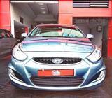 Hyundai Accent 2018  (Mise en circulation 1/2018)