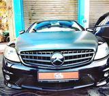Mercedes-Benz Classe CL 2011  (Mise en circulation 3/2011)