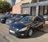 Peugeot 508 2014 (Mise en circulation 2/2014)